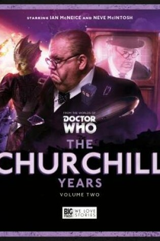 Cover of The Churchill Years - Volume 2
