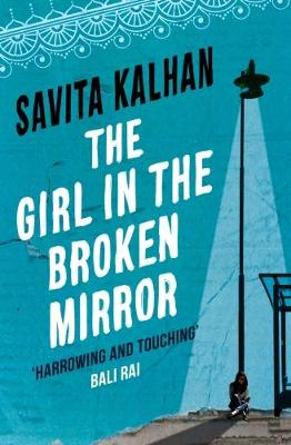 Cover of The Girl in the Broken Mirror
