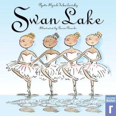 Book cover for Swan Lake