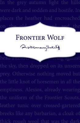 Cover of Frontier Wolf