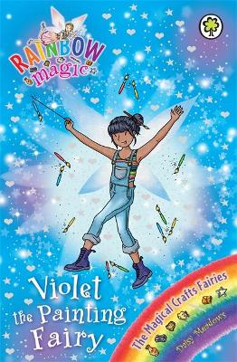 Cover of Violet the Painting Fairy