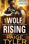 Book cover for Wolf Rising