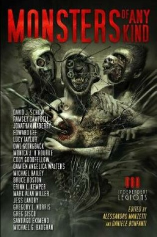 Cover of Monsters of Any Kind