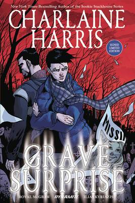 Cover of Charlaine Harris' Grave Surprise (Signed Limited Edition)