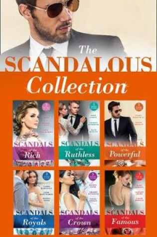 Cover of The Scandalous Collection