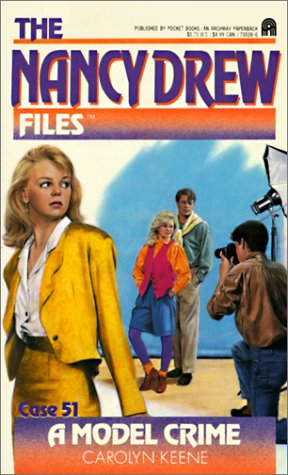 Cover of A Model Crime