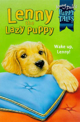 Cover of Lenny the Lazy Puppy