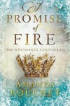 Book cover for A Promise of Fire