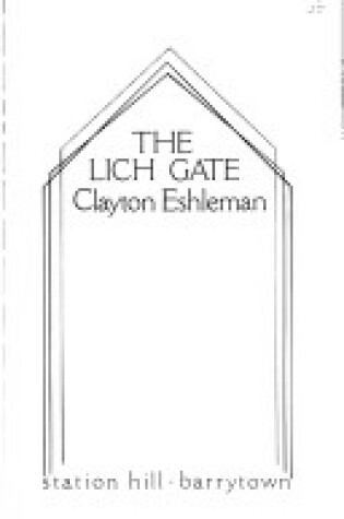 Cover of The Lich Gate