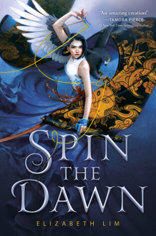 Cover of Spin the Dawn