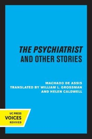 Cover of The Psychiatrist and Other Stories