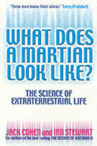 Cover of What Does a Martian Look Like?