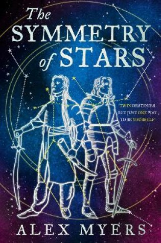 Cover of The Symmetry of Stars