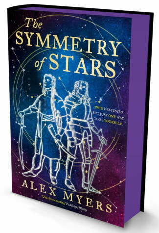 Book cover for The Symmetry of Stars