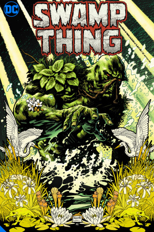 Cover of Swamp Thing: The New 52 Omnibus