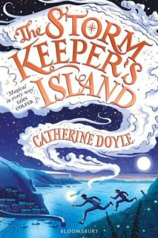 Cover of The Storm Keeper's Island