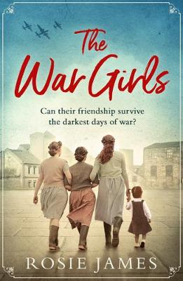 Book cover for The War Girls