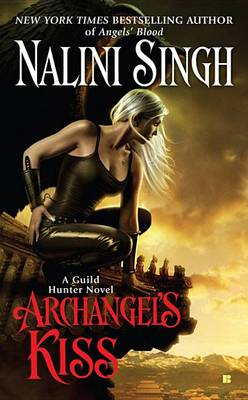 Cover of Archangel's Kiss