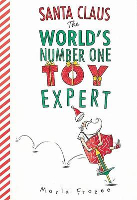 Cover of Santa Claus the World's Number One Toy Expert
