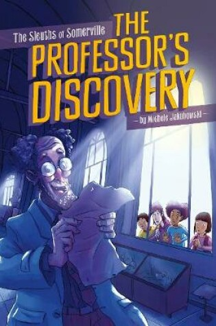 Cover of The Professor's Discovery