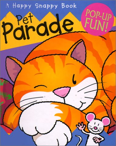 Cover of Happy Snappy Pet Parade