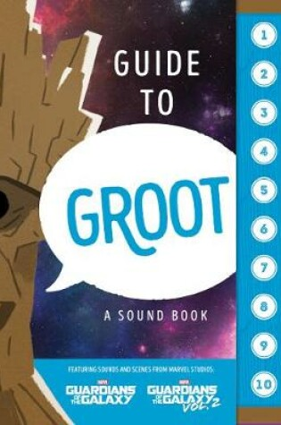 Cover of Guide to Groot: A Sound Book