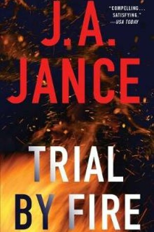 Cover of Trial by Fire, 5
