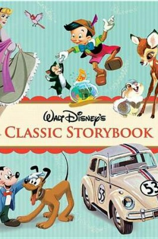 Cover of Walt Disney's Classic Storybook Collection