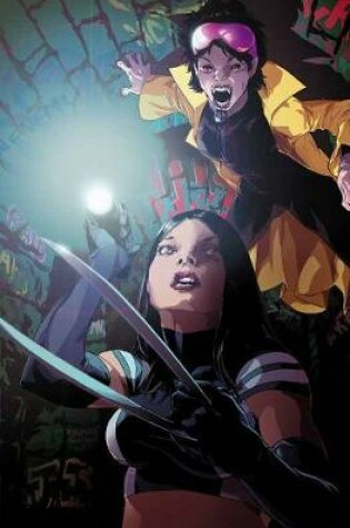 Cover of X-23 Volume 2