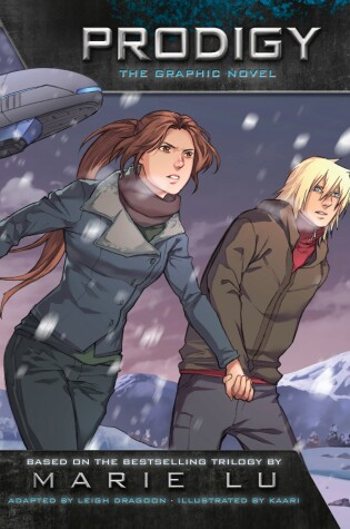 Cover of Prodigy: The Graphic Novel