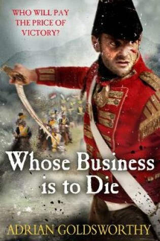 Cover of Whose Business is to Die