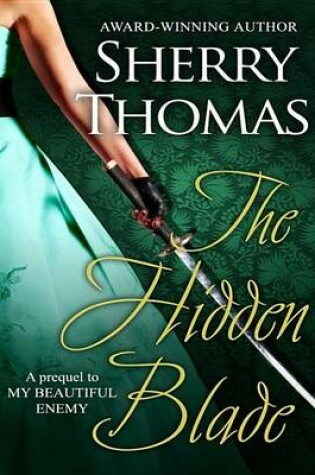 Cover of The Hidden Blade