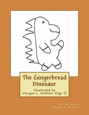 Cover of The Gingerbread Dinosaur