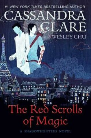 Cover of The Red Scrolls of Magic
