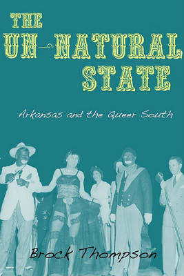 Cover of Arkansas and the Queer South