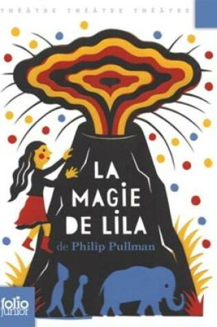 Cover of La magie de Lila