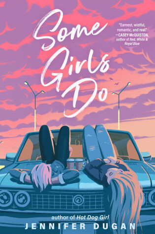 Cover of Some Girls Do