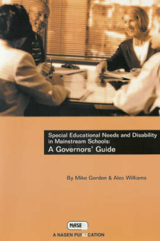Cover of Special Educational Needs and Disability in Mainstream Schools