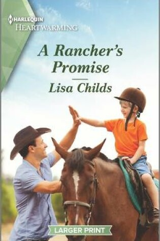 Cover of A Rancher's Promise