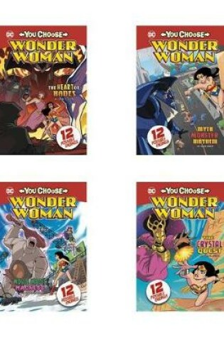 Cover of You Choose Stories: Wonder Woman