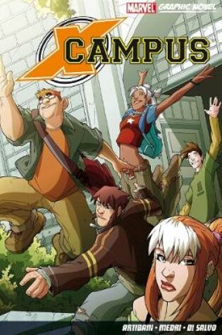 Cover of X-campus