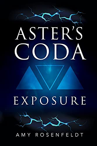 Book cover for Aster's Coda - Exposure