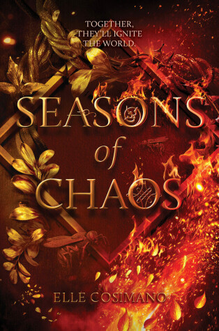 Cover of Seasons of Chaos