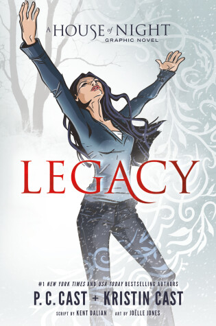 Cover of Legacy: A House Of Night Graphic Novel