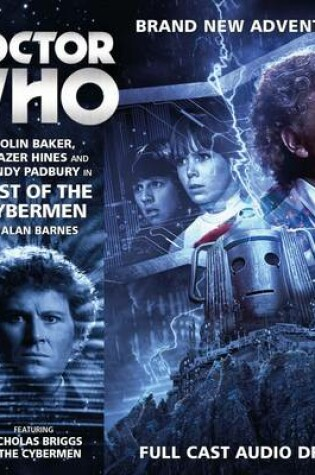 Cover of Last of the Cybermen