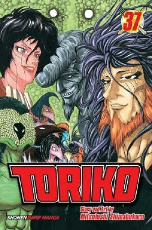 Cover of Toriko, Vol. 37