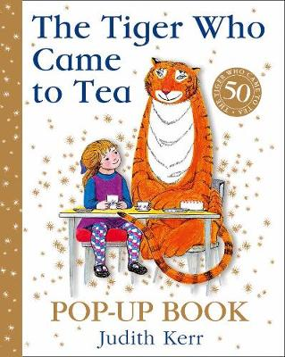 Cover of The Tiger Who Came to Tea Pop-Up Book