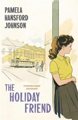 Cover of The Holiday Friend