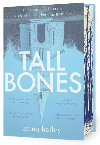 Book cover for Tall Bones