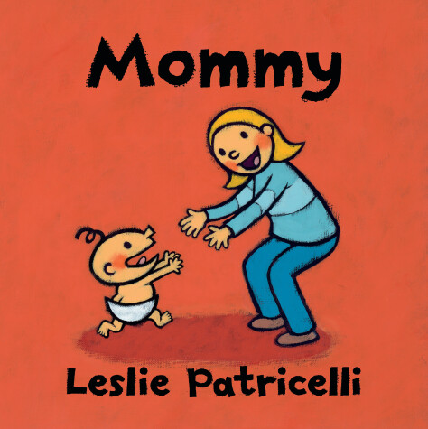 Book cover for Mommy